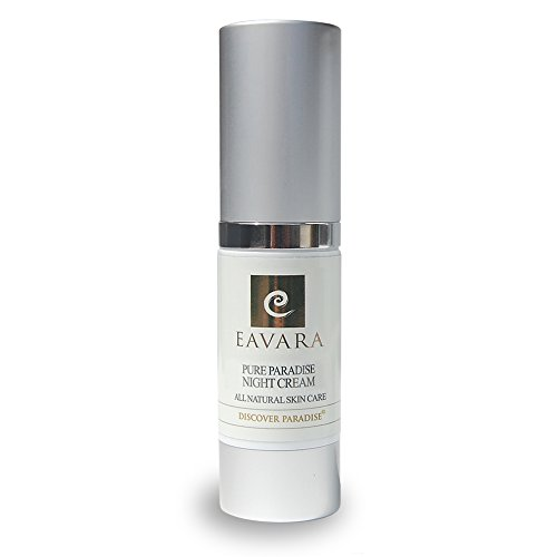Organic Retinol Night Cream For Women | Eavara Anti-Aging Natural Skin Care With Hyaluronic Acid | Hydrating Face - Spot Location A Female