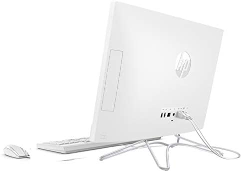 HP 21.5-Inch All in One Computer (3GHz AMD A6-9225 CPU, R4 Graphics, 1TB HDD, 4GB RAM, WiFi+BT, Windows 10) (Renewed)