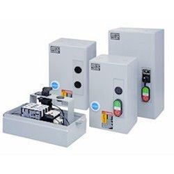 WEG Electric ESWS-25V24E-RM34, 1PH, 25 Amps, 22 -32 Overload Range, 208,240 Coil Voltage, IEC Enclosed Motor Starter, Nema 1 Enclosure, Reset Pushbutton Only