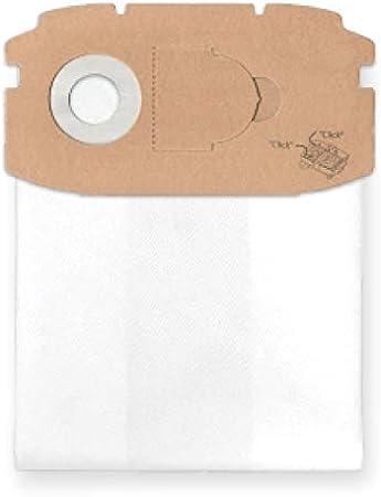 1x Bolsa reutilizable con cremallera para aspirador tejido Festool ...