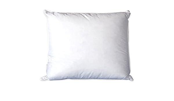 Luxus - Almohada (50 x 90 cm, 100% algodón (Fein contorno ...