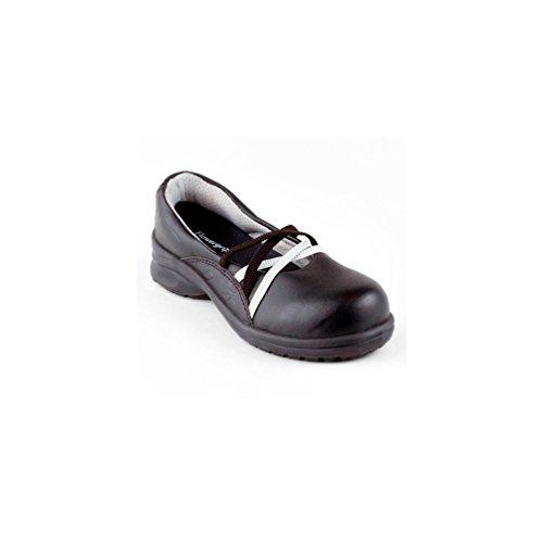 Noir de S2 femme SRC NOIR Flowergrip Gaston DAHLIA Mille sécurité Chaussures gamme P4nEEaqR6w