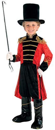 Circus Master Jacket (Forum Circus Ring Master Child Costume,)