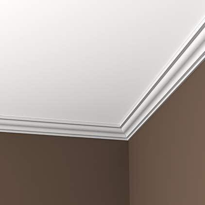 Corniche de plafond 1.103 /à Polyur/éthane 50x50mm LxH