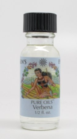 Verbena - Sun's Eye Pure Oils - 1/2 Ounce Bottle 7623 Perfume Oil Suns Eye