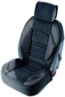 Cubre asiento delantero gran confort para Spider (1971/03-1979/12), 1 pieza, gris antracita