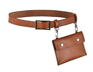Amazon.com  Culturemart New Leather Fanny Pack- Mens Waist Belt Bag ... 853a7bb71b