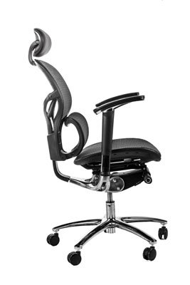 Crossford Furniture Co. Ergonomic Synchro-Tilt Office Chair