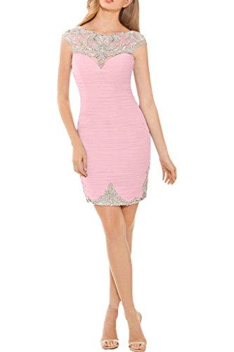Promgirl House - Robe - Crayon - Femme -  rose - 50