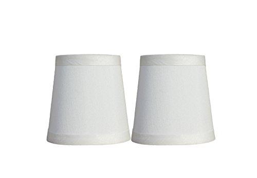 mini chandelier white - 7