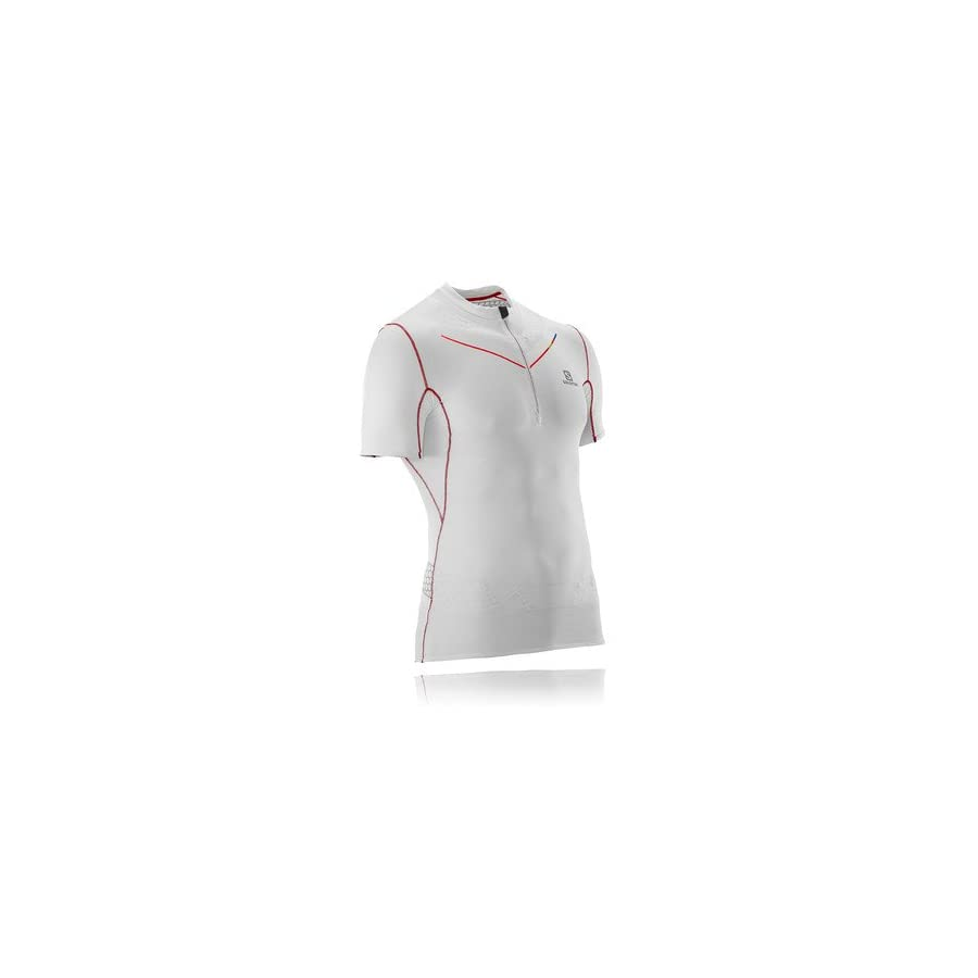 Salomon S Lab Exo Half Zip Running T Shirt AW16