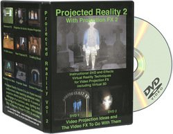 Halloween DVD: Projected Reality, Vol 2 -