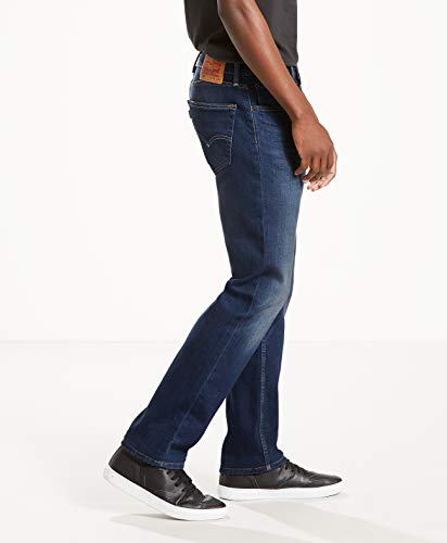 Levi's Men's 505 Regular Fit Jean, Roth - Stretch 36W x 30L by Levi's (Image #5)