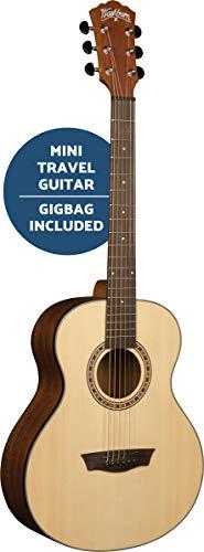 Washburn Apprentice G-Mini 5 with Gig Bag, Acoustic Guitar