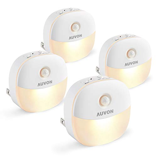 Check expert advices for motion sensor plug in light bright?