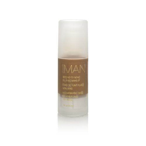 Iman Second to None Oil-Free Makeup SPF 8 Sand 5