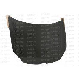 Seibon HD1011VWGTI-OE Carbon Fiber Hood OEM ()