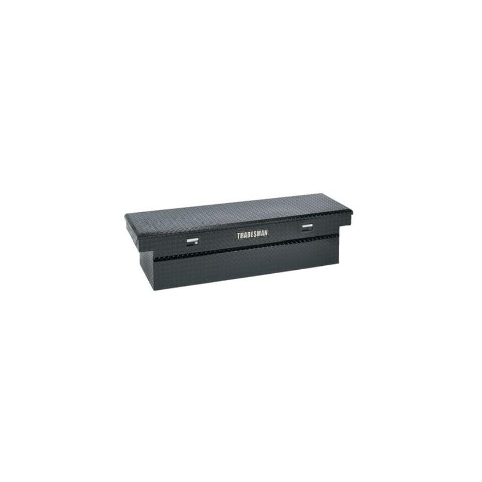 Tradesman 72 x 28 in. Aluminum Cross Bed Tool Box TALF2872