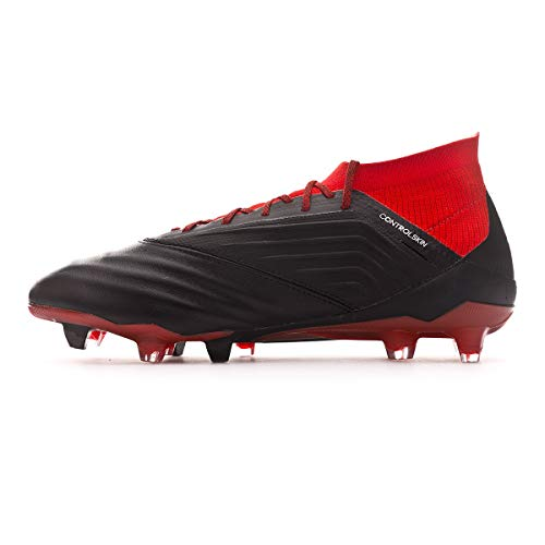 De Adidas Homme Noir cblack Predator Red Foot Fg Pour Red Ftwwht Cblack 1 Chaussures 18 wp8wX