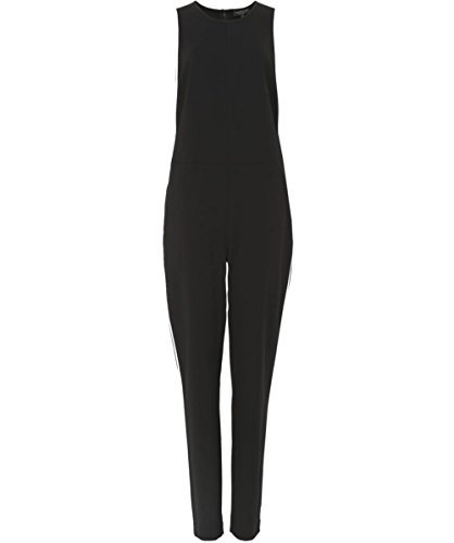 Rag & Bone Luna Jumpsuit Black US10 / UK14