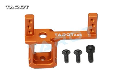 Part & Accessories Tarot TL380A7 for RC Helicopters Aircraft 380 Swashplate Servos Metal Holder TL380A7 for RC Helicopters Aircraft Spare Parts
