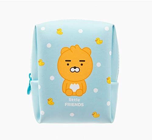 カカオフレンズ – リトルフレンズ ミニコスメポーチ KAKAO FRIENDS - Little Friends Mini Pouch