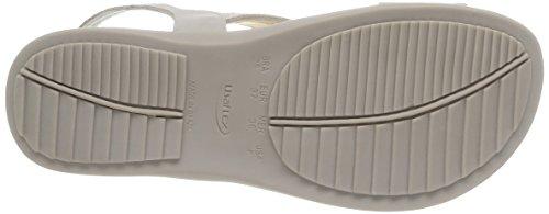 Cassé Women's Luxat Space Blanc Sandals Blanc 1gBvzw