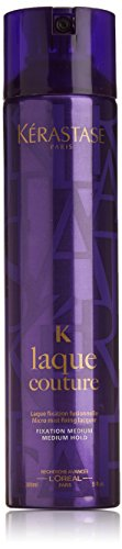 Laque Couture Micro Mist Fixing Medium Hold Hairspray by Kerastase for Unisex - 5 oz Hairspray