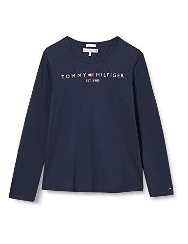 Tommy Hilfiger meisjes hemd Essential Tee L/s