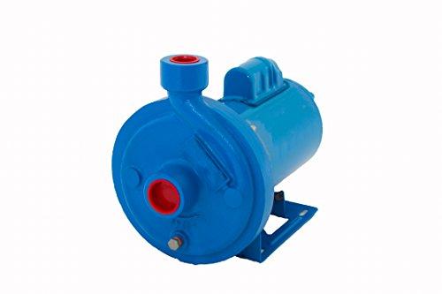 Goulds 1MC1E1C0 End Suction Centrifugal Pump, 1 HP, Single Phase, ODP Enclosure, 115/230 V ()