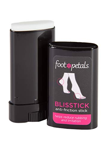 (Foot Petals Women's BLISSTICK Anti-Friction Stick-W, Ivory, Medium/One Size M US)