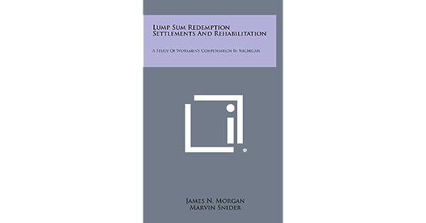 Amazon.com: Lump Sum Redemption Settlements and ...