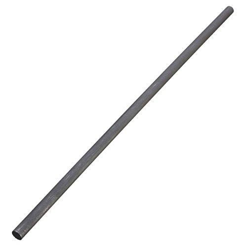 (CynKen 1pcs 14X175mm Carbon Graphite Stirring Mixing Rod Bar For Metal Welding)
