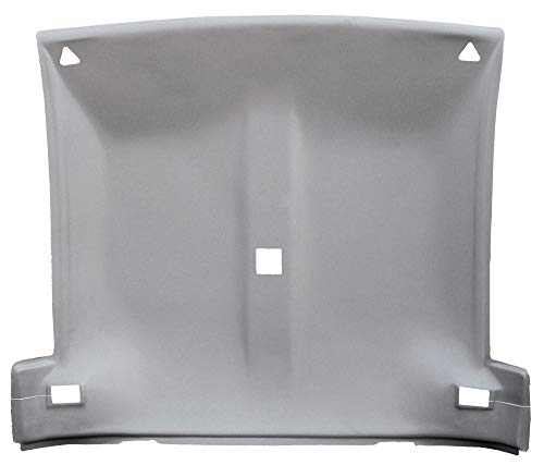 Newstalgia Parts 1982-1992 Pontiac Firebird Molded Plastic Headliner with NO T-Top