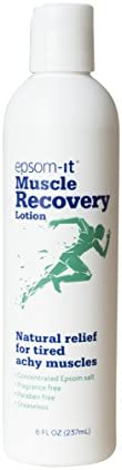 Epsom it Muscle Recovery Lotion product image