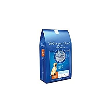 Fishmongers Adult Dog Food Fish And Potato 1 5kg Amazon Co Uk