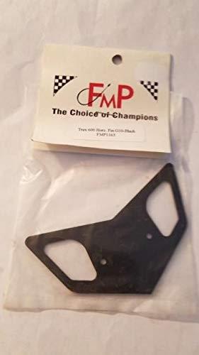 FMP Trex 600 Horizontal Fin G10 Black FMP1163