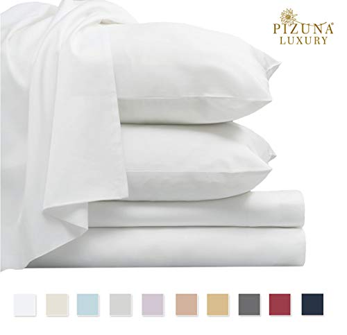 Pizuna 800 Thread Count Cotton Queen Sheets