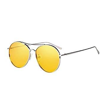 Sunglasses- Ola Coreana Transparente Rosa Red Gafas de Sol ...