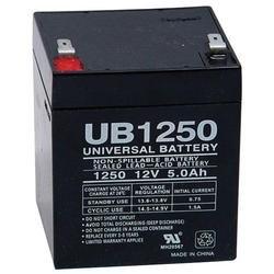 12 Volt 5 Ah F2 Alarm Battery (12v5ah , 12 V 5 Amp Hour , 12v 5ah)