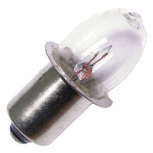 Eiko K12 B3-1/3 SC Miniature Flange Base Halogen Bulb, 5.95V/0.7 Amp (Flange Base Miniature Light Bulb)