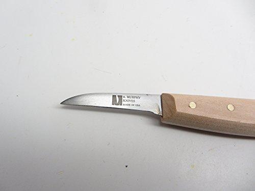 (Murphy Chip Carving Knife Basket Weaving Tool Carving Handles Ribs Rims Reed HANDC)