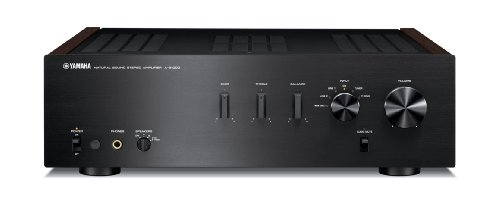 Yamaha S1000BL Natural Integrated Amplifier