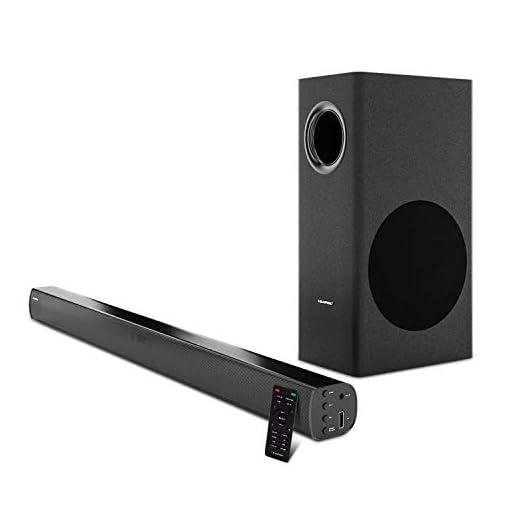 Blaupunkt SBW100 120Watts Wired Soundbar
