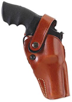 Galco Dual Action Outdoorsman Holster for S&W L FR 686 4-Inch (Tan, Right-Hand) ()