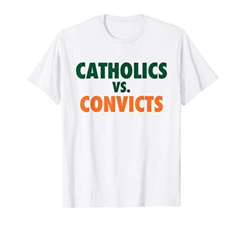 Classic Catholics vs Convicts 1988 Shirt