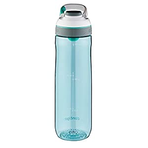 Contigo Cortland Water Bottle, 24-Ounce, Greyed Jade