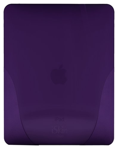 (iSkin Duo Tablet PC Skin - Silicone - Purple)
