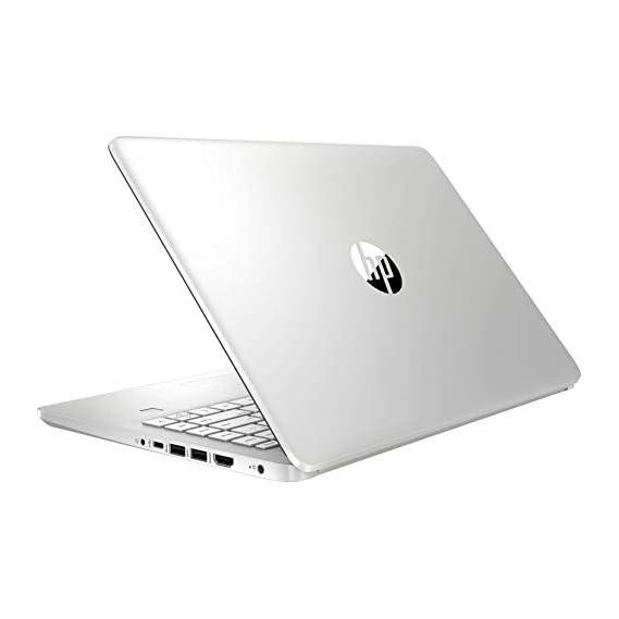 HP 14 (2021) Thin & Light 11th Gen Intel Core i3 Laptop with Alexa Built-in, 8GB RAM, 512GB SSD, 14-inch FHD Screen, Windows 10, MS Office (14s-dr2015TU)