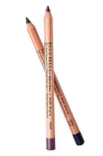 Ecco Bella Natural Soft Eyeliner Pencil for Beautiful, Flawless Liner - Eyeliner for Sensitive Eyes - Bronze - .04 oz.